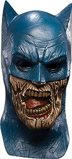 Adult Batman Blackest Night Zombie Overhead Latex Costume Mask