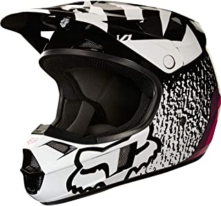 2018 Fox Racing Youth Girls V1 Halyn Helmet-YM