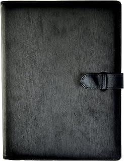 Arpan Black A4 Professional Display Presentation Book 36 Pocket (72-Side) Portfolio Folder