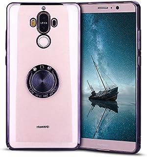 Anfire Funda Huawei Mate 9, Bumper Fundas con Anillo de