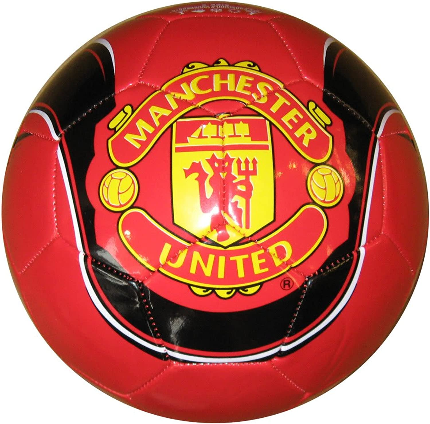 Manchester United Graphic Soccer Ball (size 5)