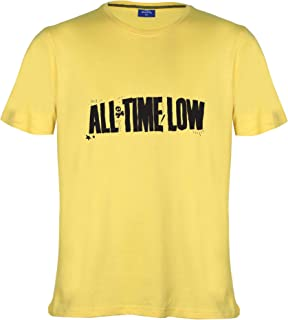 Ruffty Graphic Tees- All Time Low - Unisex Cotton T Shirt