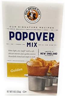 King Arthur Mix Popover Mix (Pack of 2)