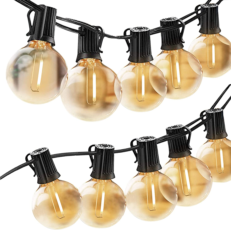 Cash special price Outdoor LED String Lights Indoor Patio Weddi specialty shop Garden Decor