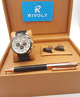 Rivoli Casual Watch For Men Analog Leather - 039