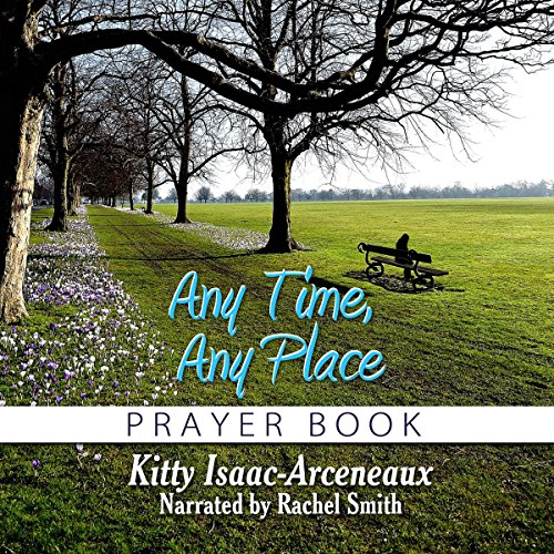 Any Time, Any Place audiobook cover art