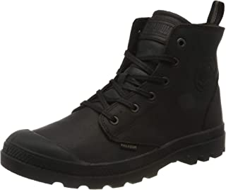 Palladium Unisex Adults' Pampa Zip Leather Ankle Boot