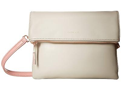 Matt & Nat Loom Hiley (Stone) Handbags