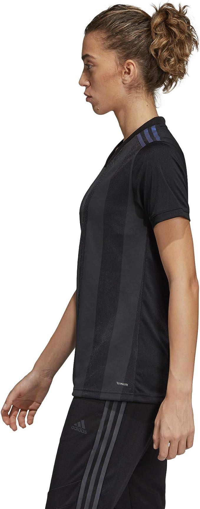 Amazon.com : adidas Women's Alphaskin Tiro Jersey : Sports & Outdoors