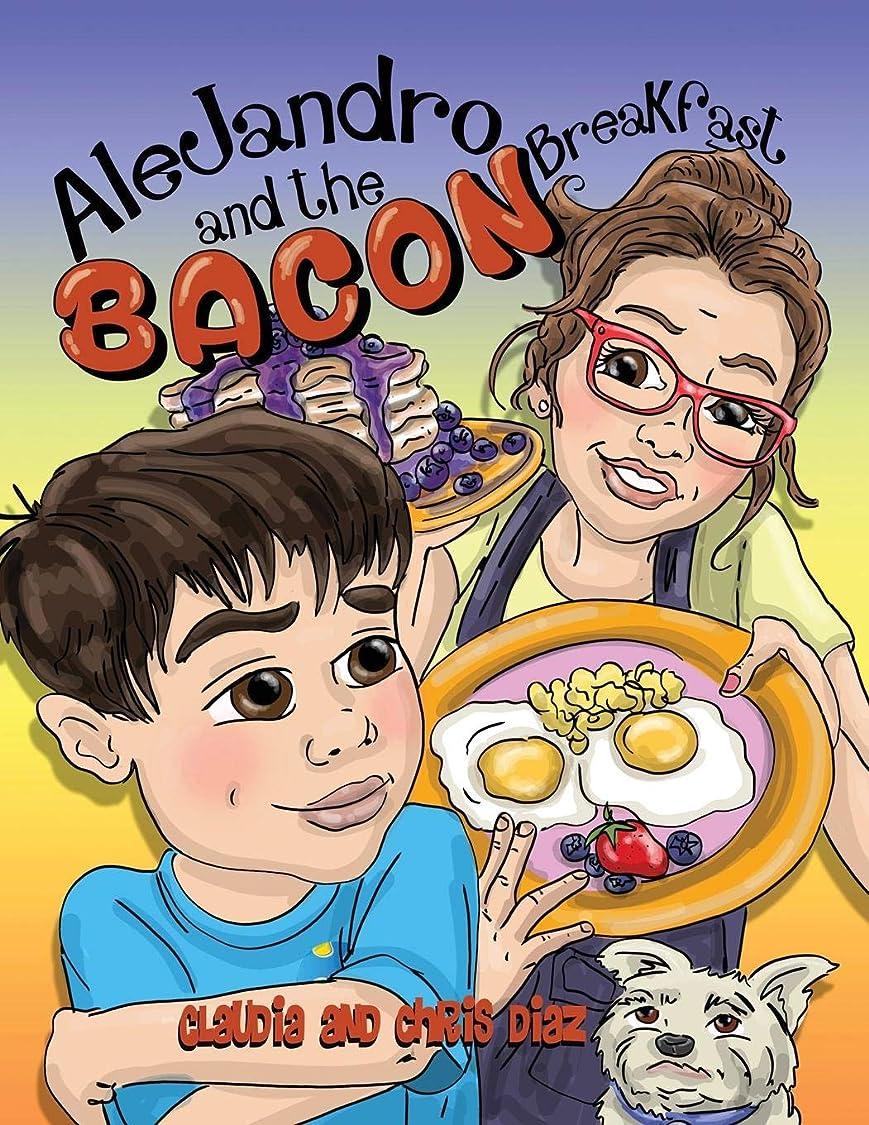 頭痛貨物ミスAlejandro and the bacon breakfast