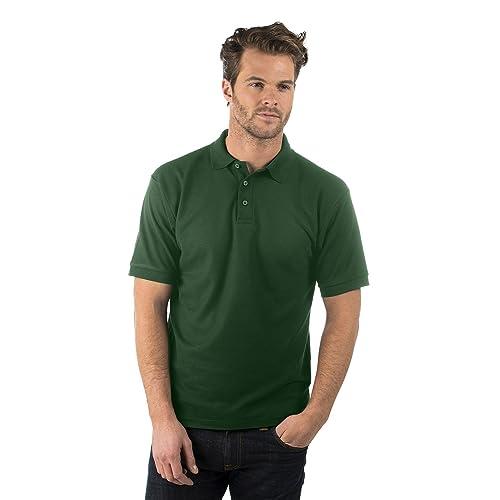 Polo Verde Hombre: Amazon.es