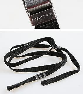 PENTAX Strap Vintage 1960S Black Thin