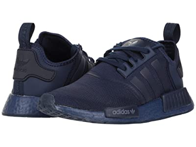 adidas Originals NMD_R1 (Collegiate Navy/Collegiate Navy/Collegiate Navy) Men