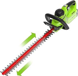 Greenworks Tools 2200907 Trådlös Häcksax, Grön, 27 mm