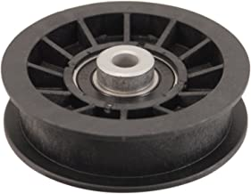 MaxPower 14259 Flat Idler Pulley for Craftsman/Husqvarna/Poulan, Replaces 539-110311