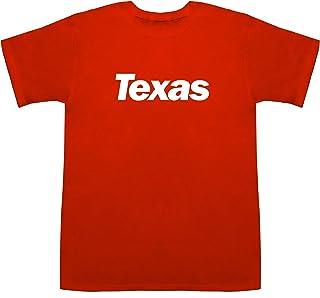テキサス Texas T-shirts