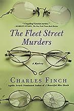The Fleet Street Murders (Charles Lenox Mysteries, 3)