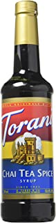 Torani Chai Tea Spice Syrup, 750 ml/25.4 oz