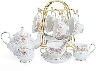Best 21 piece tea set Reviews