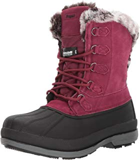 Propét Women's Lumi Tall Lace Snow Boot