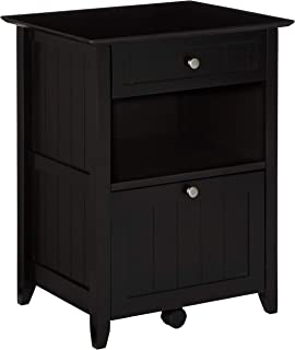 Winsome Wood 23119 Burke File Cabinet Coffee