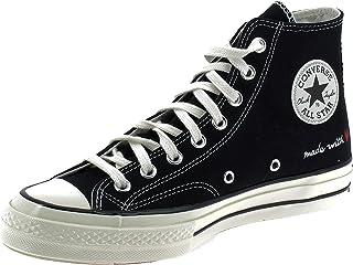 Converse Chuck 70 Hi Chaussures DE Sport pour Unisex Noire 171118C