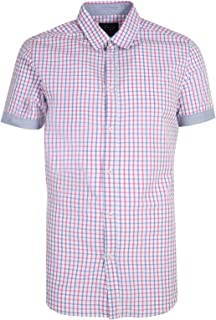 Top Secret Men's Short Sleeve Shirt