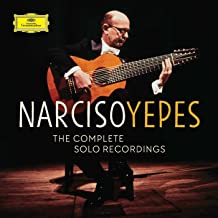 Narciso Yepes - The Complete Solo Recordings