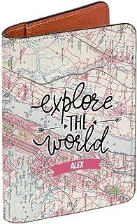 ea0baf6be8a9 Amazon.com: Handmade Curious - Passport Covers / Travel Accessories ...