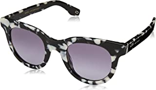 Marc Jacobs Cat Eye Sunglasses for Unisex - Purple Lens