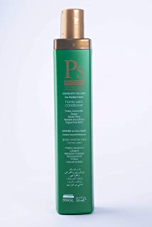 PS PROTEIN SYSTEM HOME CARE CONDITIONER - BRAZILIAN PROTEIN, KERATIN WITH COLLAGEN - 300ML