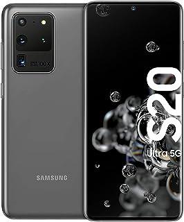 Samsung 128 GB Galaxy S20 Ultra 5G Smartphone, Tysk Version, Cosmic Grey