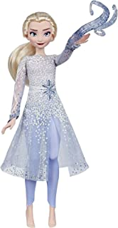 Disney Frozen Magical Discovery Elsa Doll with Lights and Sounds, Toy for Kids Inspired 2 Movie
