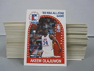 HAKEEM OLAJUWON 1989-90 NBA HOOPS ALL-STAR #178 275 CARD LOT HOUSTON ROCKETS