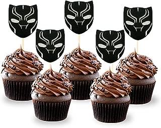 Best black panther cupcakes Reviews