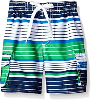 Kanu Surf Boys' Aruba Quick Dry UPF 50+ Beach Swim Trunk