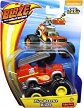 Fire Rescue Blaze Monster Truck Diecast Vehicle