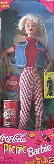 Mattel Coca Cola Picnic Barbie 1997