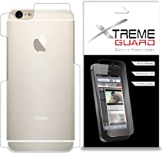 XtremeGuard BACK ONLY Screen Protector for Apple iPhone 6 4.7