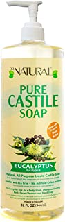 Dr. Natural Dr. Natural Pure-castile Liquid Soap - Eucalyptus 32 Oz