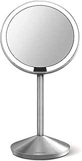 simplehuman Mini Sensor Lighted Makeup Travel Mirror 5