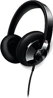 Philips SHP6000/10 Hi-Fi Stereo Over Ear Headphones Black