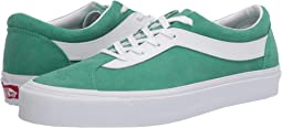 (Suede) Green Spruce/True White