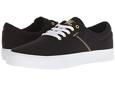 Supra Cobalt (Black/Gold/White) Men