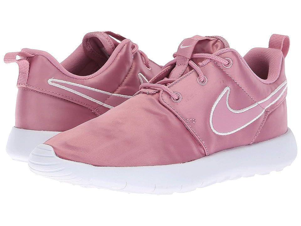 Nike Kids Roshe Run (Little Kid) (Elemental Pink/Elemental Pink/White) Girls Shoes