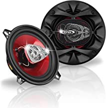 $22 » BOSS Audio Systems CH5530 5.25 Inch Car Speakers - 225 Watts of Power Per Pair, 112.5 Watts Each, Full Range, 3 Way, Sold ...