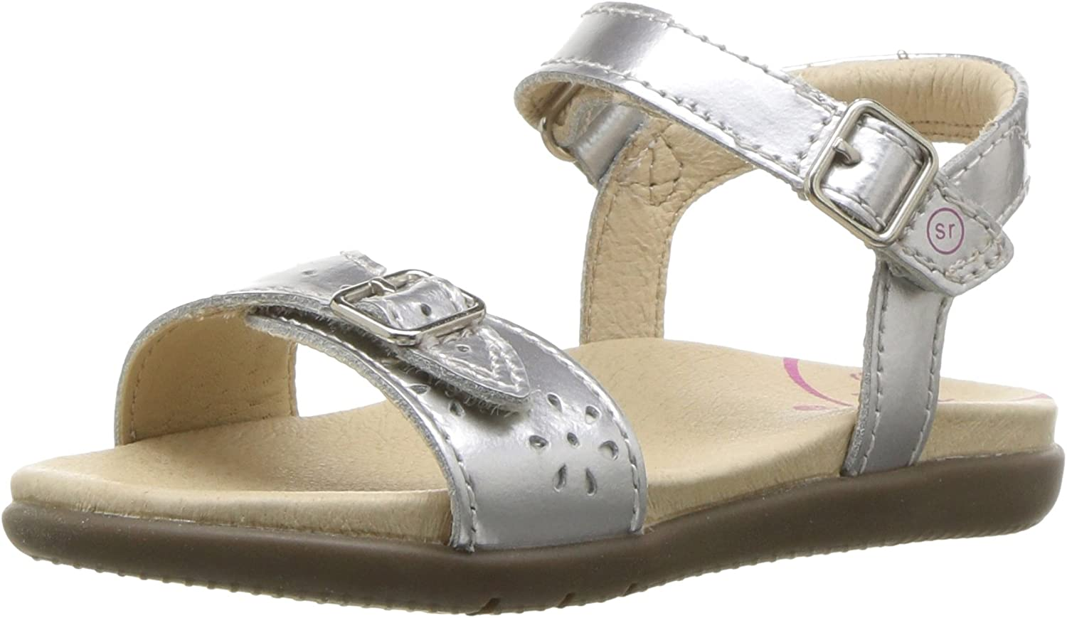 Online limited product Stride Rite Unisex-Child Sr Tech Sandal Roxana Easy-to-use