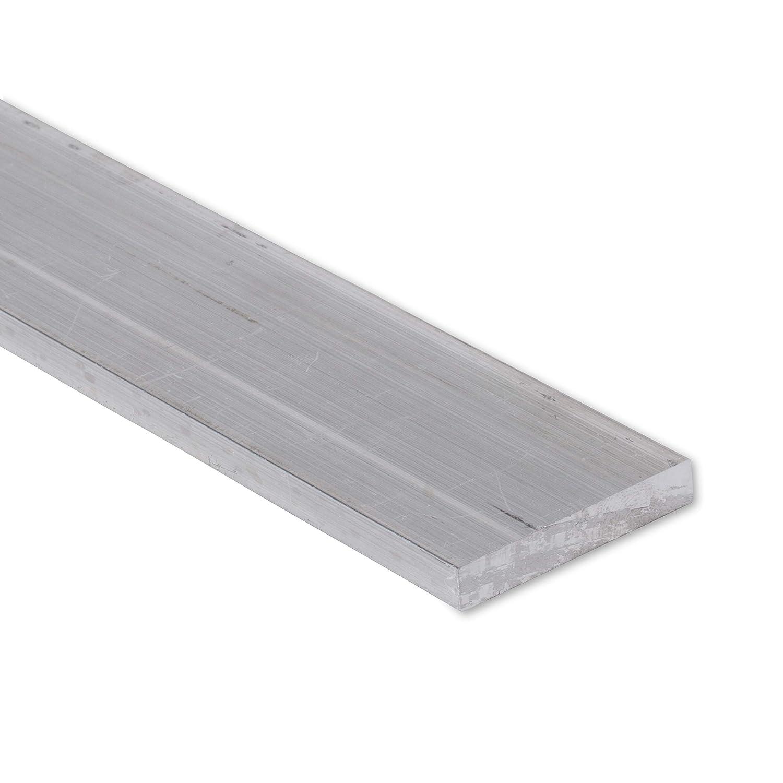Remington Industries 0.375X2.0FLT6061T6511-12 3/8