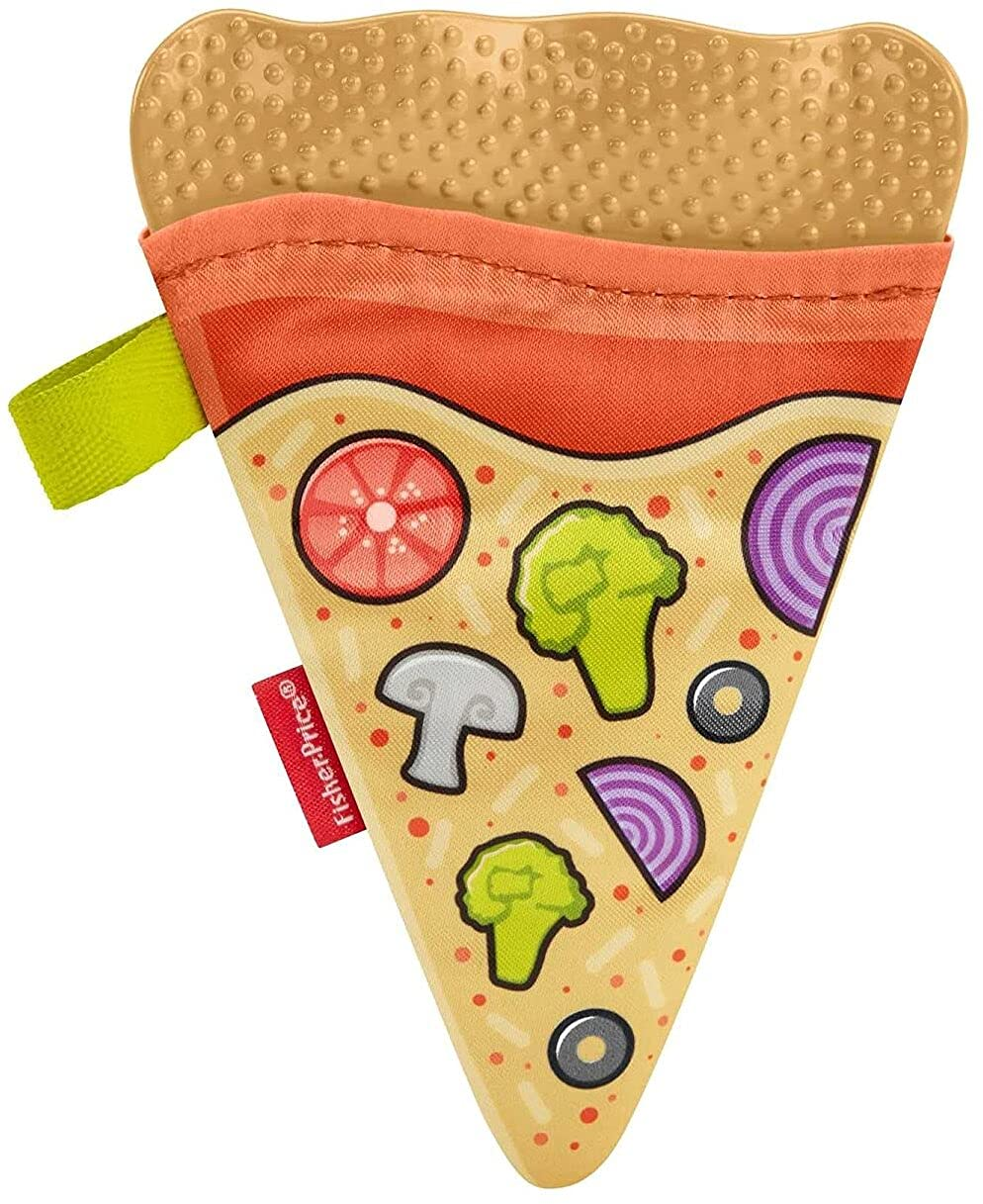 New Orleans Mall Spring new work Fisher-Price Pizza Teether