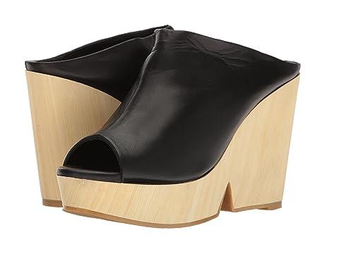 Sandals Robert Clergerie Dinab Black Nappa